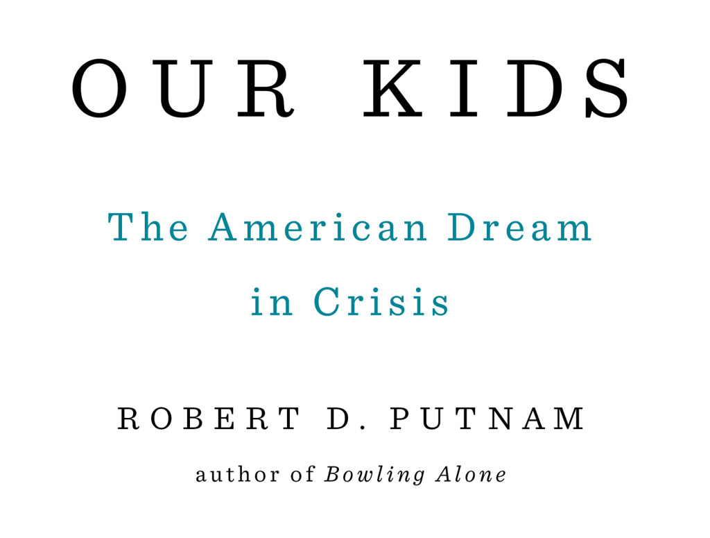 robert putnam bowling alone thesis Robert d putnam is a large man whose booming voice and expansive gestures underscore big ideas his new book, bowling alone: the collapse and revival of american community, meticulously traces.